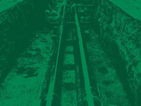 McCarthy Improvement Underground Utilities Project