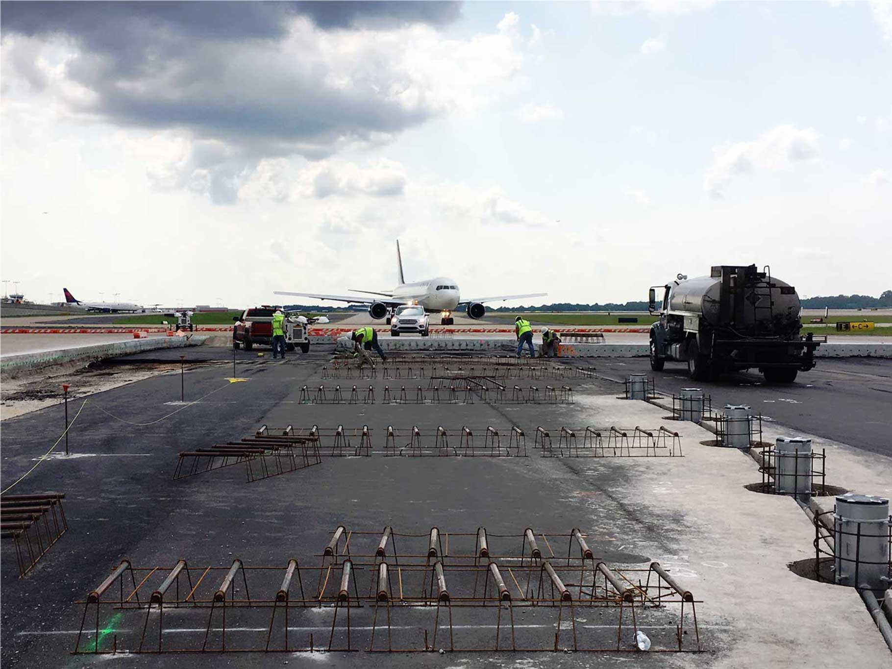 McCarthy Improvement manages airport and runway upgrades