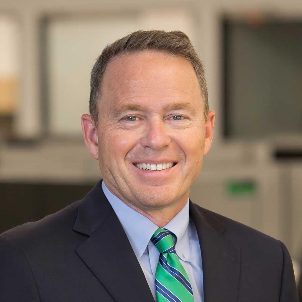 Scott Hutter of McCarthy Improvement