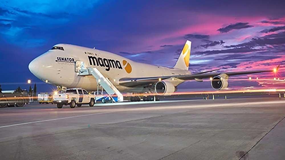McI helps GSP Triple Cargo Flight Capacity