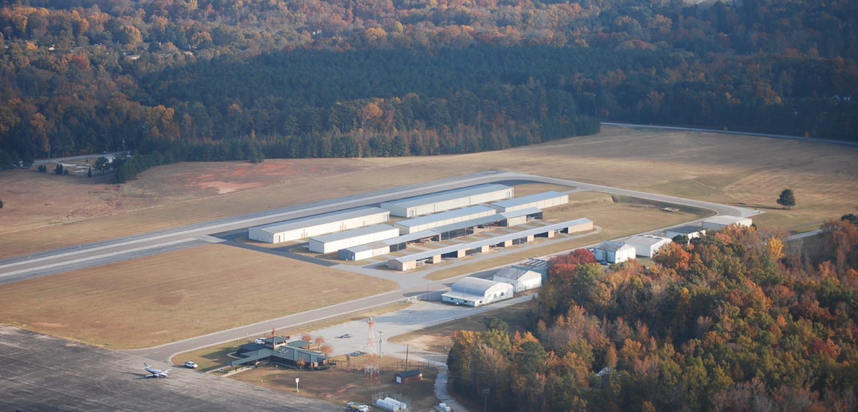 Greenwood Airport - Runway 9-27