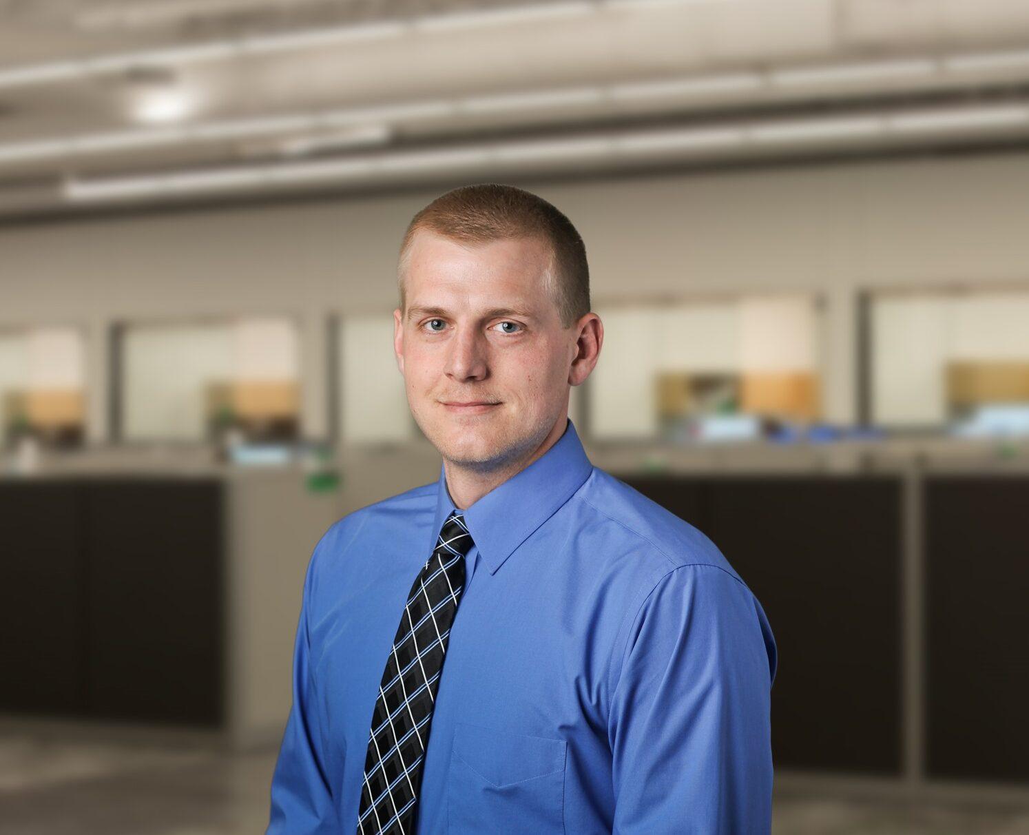 Ryan Birney_McCarthy Improvement Industrial Manager